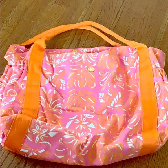 Lilly Pulitzer Handbags - Lilly Pulitzer should bag